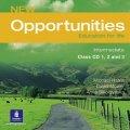 Harris Michael: New Opportunities Intermediate Class CD