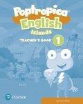 Erocak Linnette: Poptropica English 1 Teacher´s Book w/ Online Game Access Card Pack