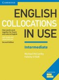 McCarthy Michael, O'Dell Felicity,: English Collocations in Use Intermediate Book with Answers