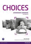 Fricker Rod: Choices Intermediate Workbook w/ Audio CD Pack