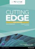 Crace Araminta: Cutting Edge 3rd Edition Pre-Intermediate Students´ Book w/ DVD & MyEnglish