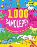 neuveden: Koně - Zábavné luštění, úkoly, hry + 1000 samolepek