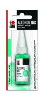 neuveden: Marabu Alkoholový inkoust/vodní zeleň 20 ml