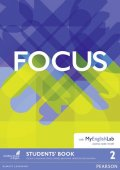 Jones Vaughan: Focus 2 Students´ Book w/ MyEnglishLab Pack