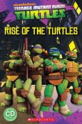 Davis Fiona: Level 1: Teenage Mutant Ninja Turtles Rise of the Turtles+CD (Popcorn ELT P