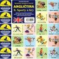 kolektiv autorů: Najdi dvojici - Angličtina - 8. Sporty a hry