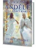 Malone Debbie: Strážní andělé - Vykládací karty