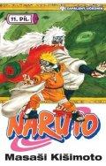 Kišimoto Masaši: Naruto 11 -  Zapálený učedník