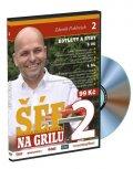 Pohlreich Zdeněk: Šéf na grilu 2 - DVD
