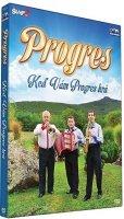 neuveden: Progres - Keď Vám Progres hrá  - DVD