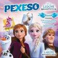 neuveden: Ledové království II - Pexeso v sešitu