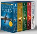 Martin George R. R.: Game of Thrones :5 Copy Boxed Set