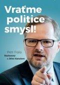 Fiala Petr: Vraťme politice smysl! - Rozhovory s Jiřím Hanušem