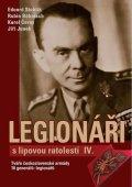 Stehlík Eduard: Legionáři s lipovou ratolestí IV. - Tváře československé armády - 16 generá