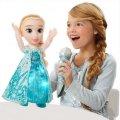 neuveden: Zpívající Elsa karaoke - Ledové království