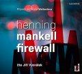 Mankell Henning: Firewall - 2 CDmp3 (Čte Jiří Vyorálek)