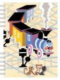 neuveden: Mašinka - školní zápisník A6