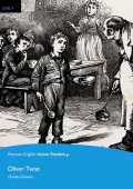 Dickens Charles: PEAR | Level 4: Oliver Twist Bk/Multi-ROM with MP3 Pack