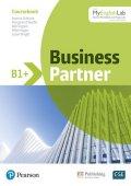 kolektiv autorů: Business Partner B1+ Coursebook with MyEnglishLab