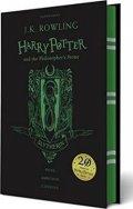 Rowlingová Joanne Kathleen: Harry Potter and the Philosopher´s Stone - Slytherin Edition