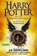 Rowlingová Joanne Kathleen: Harry Potter und das verwunschene Kind. Teil eins und zwei