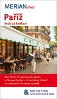 Koltermann Ulrike: Merian - Paříž krok za krokem