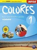 Nagy Erika, Seres Krisztina,: Colores 1 - kurz španělského jazyka - učebnice