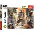 neuveden: Puzzle Star Wars / The Mandalorian: Připraveni k boji, 200 dílků