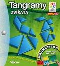kolektiv autorů: Tangramy: Zvířata/Magnetická SMART hra na cesty