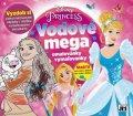 neuveden: Princezny - Vodové mega omalovánky