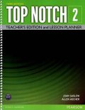 Saslow Joan M., Ascher Allen: Top Notch 2 Teacher Edition/Lesson Planner