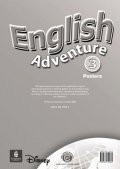 Hearn Izabella: English Adventure 3 Posters