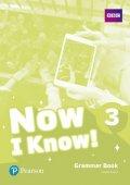 Erocak Linnette: Now I Know! 3 Grammar Book