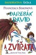 Simonová Francesca: Darebák David a zvířata