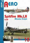 Šnajdr Miroslav: Spitfire Mk.I a Mk.II - 2.díl