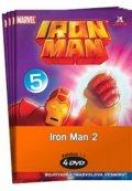 neuveden: Iron Man 2. - 5 - 8 / kolekce 4 DVD