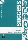 Fricker Rod: Success Beginner Teacher´s Book Pack