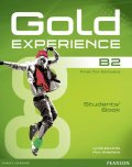 Edwards Lynda: Gold Experience B2 Students´ Book w/ DVD-ROM Pack