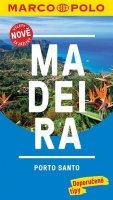 neuveden: Madeira / MP průvodce nová edice