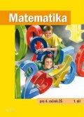 kolektiv autorů: Matematika pro 4. ročník ZŠ 1. díl