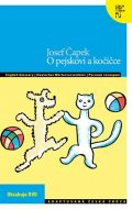 Čapek Josef: O pejskovi a kočičce + DVD (AJ,NJ,RJ)