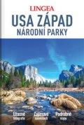 neuveden: USA národní parky západ - Velký průvodce