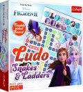 neuveden: Hra: Frozen 2, 2v1 / Člověče, nezlob se a Hadi a žebříky