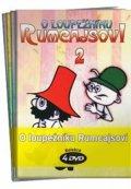 Čtvrtek Václav: O loupežníku Rumcajsovi - kolekce 4 DVD