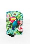 neuveden: Peněženka střední Tropical - Happy Spirit Design
