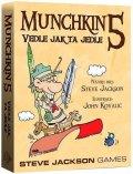 neuveden: Munchkin 5/Vedle jak ta jedle - Karetní hra - rozšíření