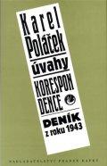 Poláček Karel: Úvahy, korespondence, deník z roku 1943