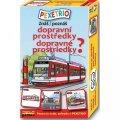 neuveden: Pexetrio - Znáš dopravní prostředky?