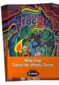 Verne Jules: Willy Fog: Cesta do středu Země - kolekce 4 DVD
