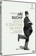 neuveden: Jiří Suchý: Lehce s životem se prát DVD